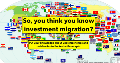 Trivia: So, you think you know investment migration? Take our 20-question quiz to test your knowledge