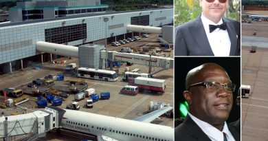 Michael Arrest Related to Bribery Investigation, Timothy Harris Cancels His Gatwick Transit