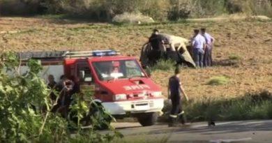 Car Bomb Kills Prominent Blogger and Malta IIP Critic Daphne Caruana Galizia