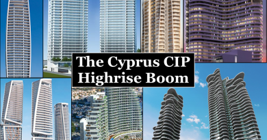 Citizenship by Investment is Turning Limassol into the High-Rise Capital of the Mediterranean